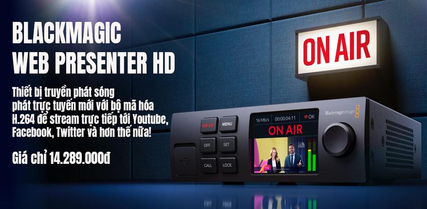 Web Presenter HD