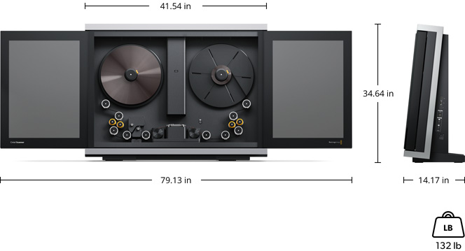 Cintel Scanner S-Drive HDR